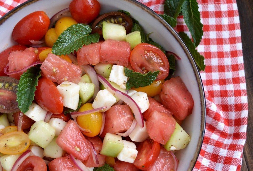 Recetas con Tomates Triple Tasty